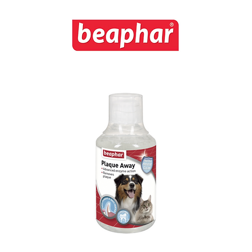 Beaphar Mouth Wash 250ml / Plaque Away