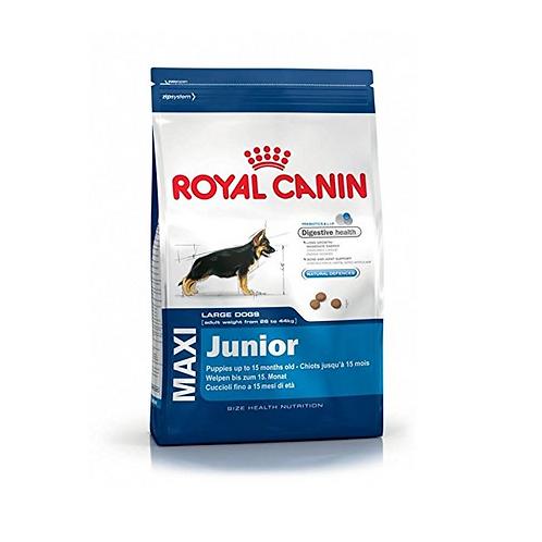Royal Canin - Health Nutrition Maxi Junior ( 1kg & 4kg Bags )
