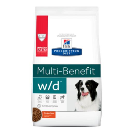 Hills PD Canine W/D ( 1.5kg & 12kg Bags )