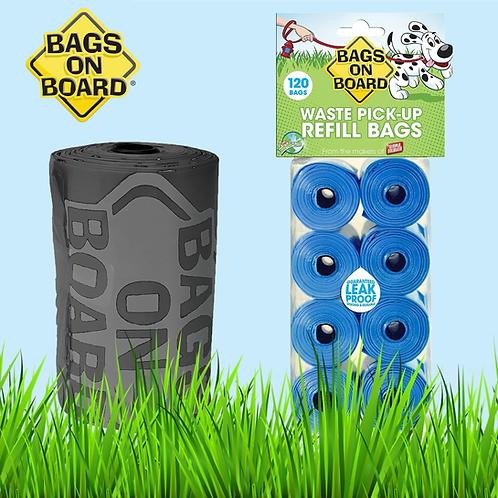 BOB Refill Bags 8 Rolls