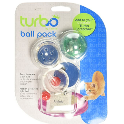 Bergan Turbo Asst Ball Pack