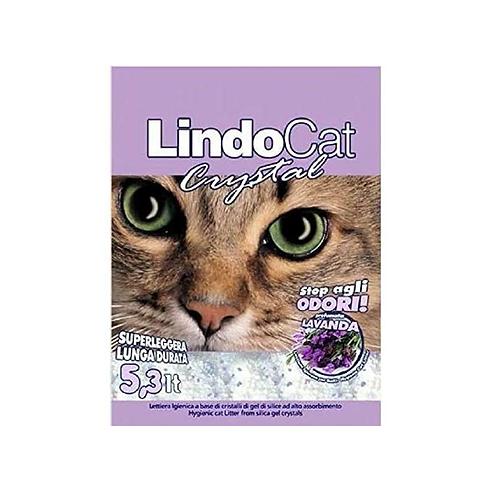 Lindocat Crystal Lavender Scent ( Silicagel) 16l