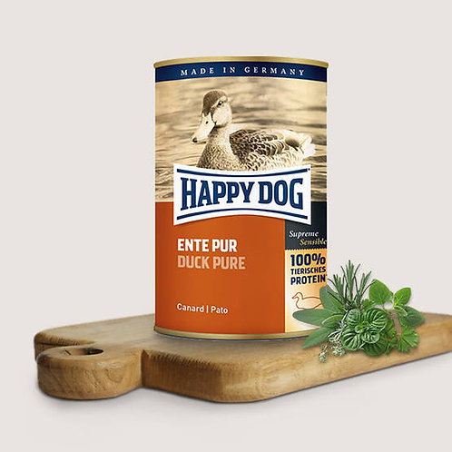 Happy Dog Duck Pure 400g