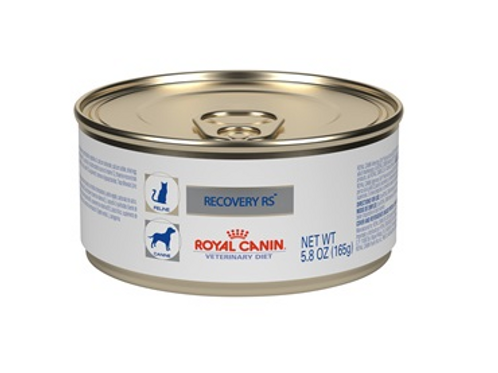 Royal Canin Wet Food - Recovery for Dogs/Cats (cans)