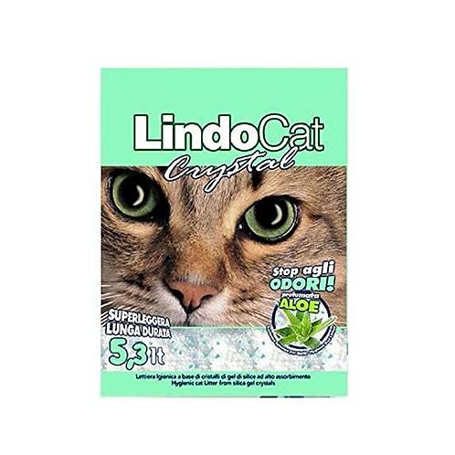 Lindocat Crystal Aloe Vera Scent ( Silicagel) 5.3l
