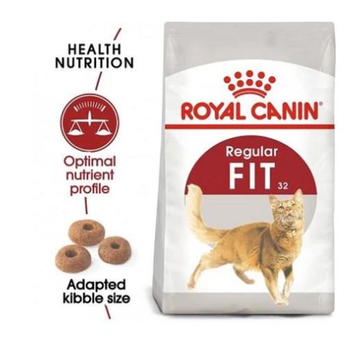 Feline Health Nutrition Fit 32  2,4 & 10kg Bags