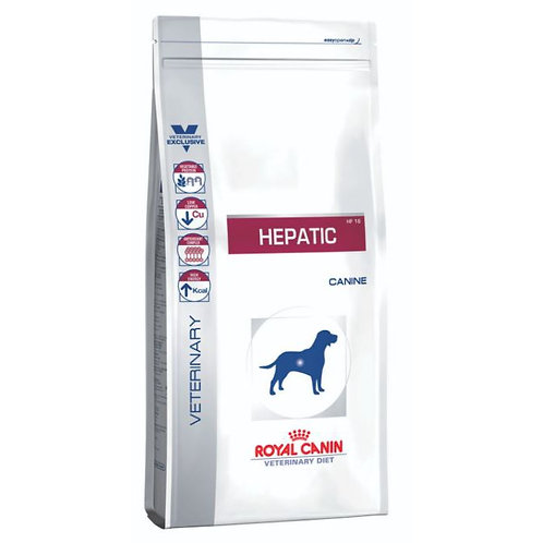 Vet Diet Canine Hepatic
