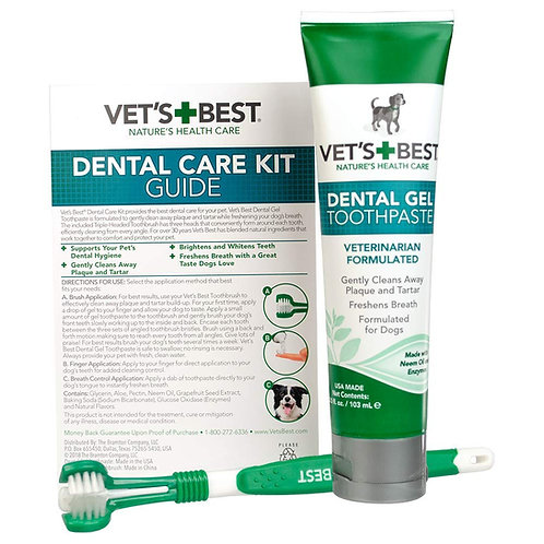 Complete Enzymatic Dental Care Kit