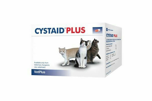 Feline Cystaid - 240 caps