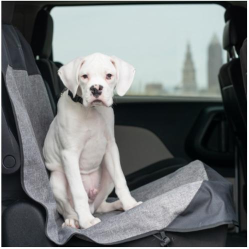 "Bergan Bucket Seat Protector Gray ( 24""x 50"" )"