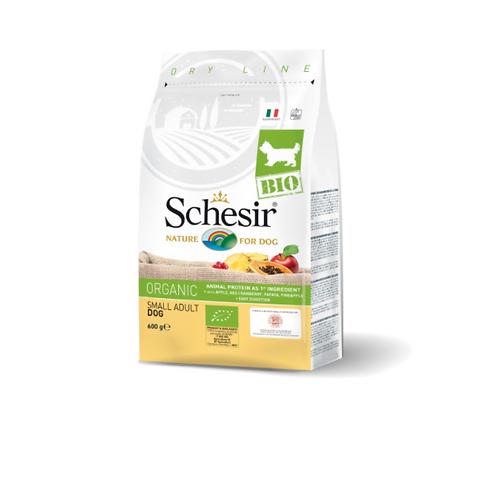 Schesir Bio Organic  - Small Adult Dog 600grams
