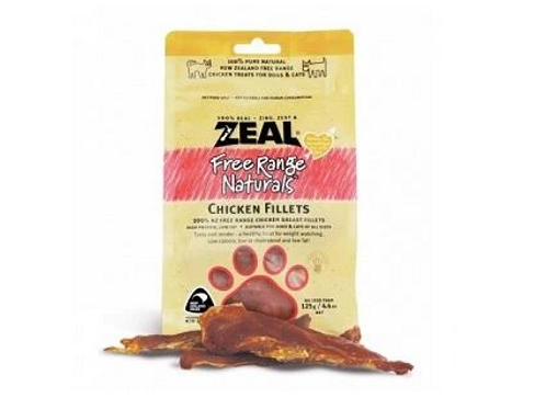 Zeal Chicken Fillets