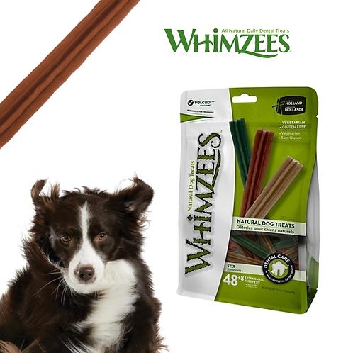 Whimzees Stix Small 48+ 8 pcs