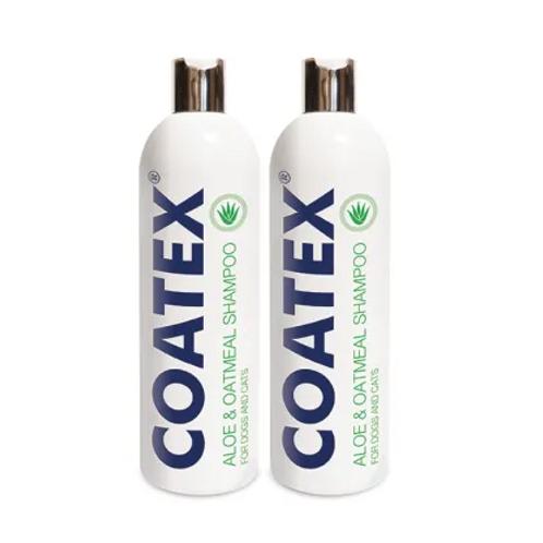 COATEX ALOE & OATMEAL SHAMPOO 250 ML