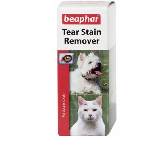 Beaphar Tear Stain Remover Dog & Cat 50ml