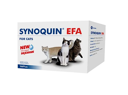 Synoquin Cats - 30 Tablets