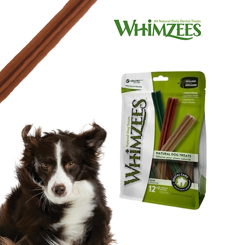 Whimzees Stix Medium 12 + 2 pcs