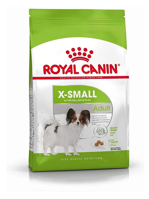Royal Canin - Size Health Nutrition XS Adult 1.5KG