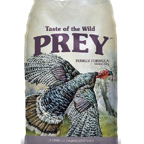 Taste of the Wild Prey Turkey Cat  2.7kg & 6.8kg Bags