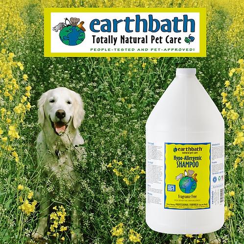 EARTHBATH - Hypoallergenic Shampoo Fragrance-Free