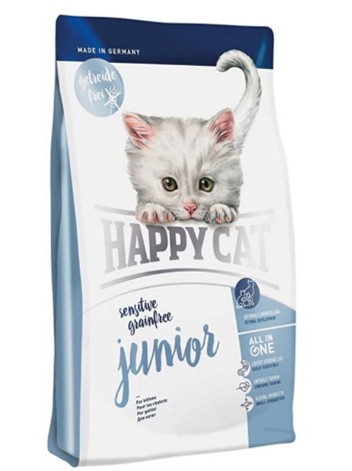 Happy Cat Sensitive Junior Grain Free