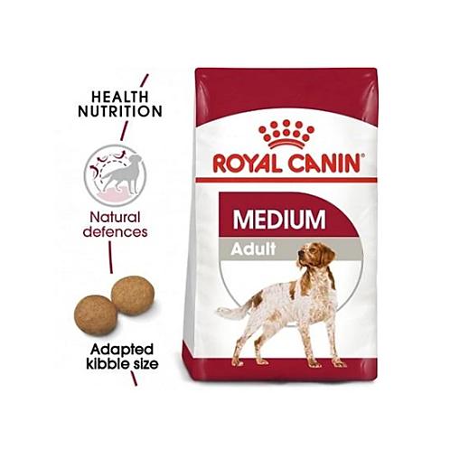 Royal Canin - Size Health Nutrition Medium Adult ( 4kg & 10kg Bags )