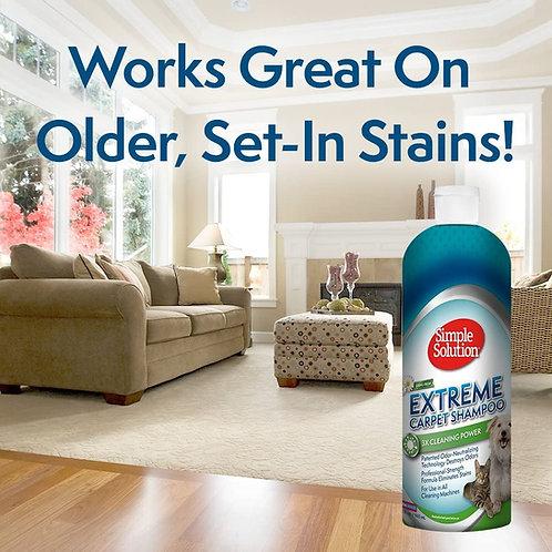 Simple Solution NEW Extreme Carpet Shampoo
