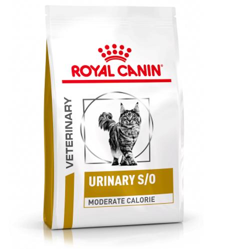 Vet Diet Feline Urinary Moderate Calorie 1.5 KG