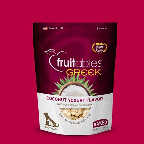 Fruitables Greek Coconut Yoghurt 198g