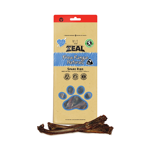 Zeal Spare Ribs ( 115gr & 200gr Available )