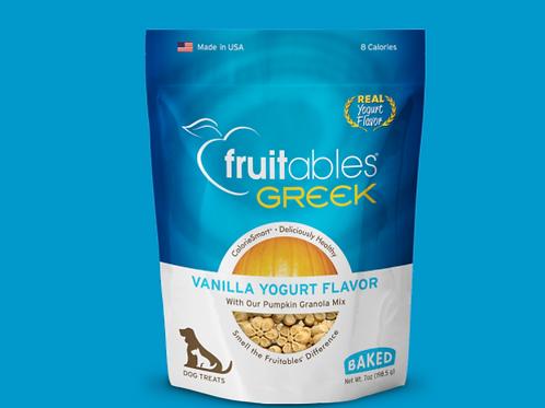 Fruitables Greek Vanilla Yoghurt 198g