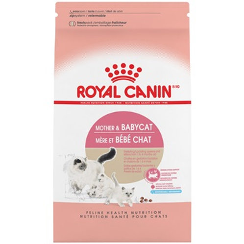 Royal Canin - Feline Health Nutrition Mother and Babycat 400g & 2kg Bags