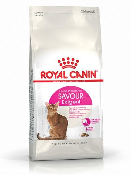 Royal Canin Feline Health Nutrition Savour Exigent 2kg