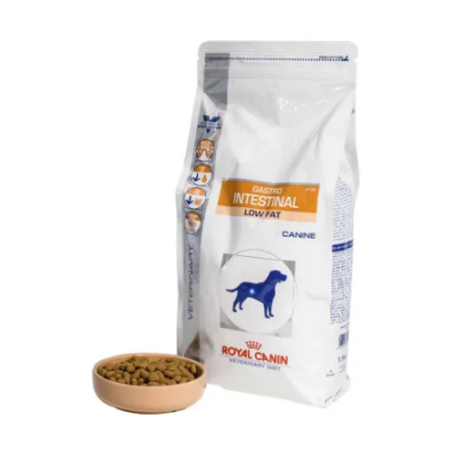 Vet Diet Canine Gastro-Int LOW FAT ( 2 Sizes Available )
