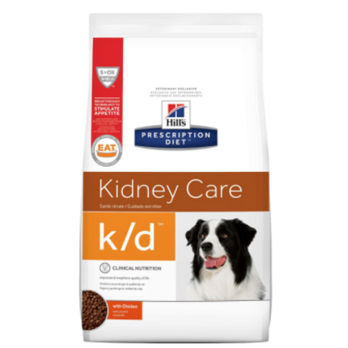 Hills PD Canine K/D ( 2kg & 5kg Bags Available )
