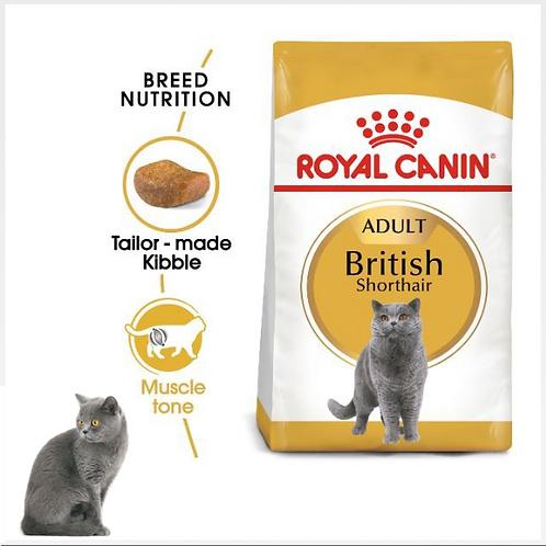 Royal Canin Feline Breed British Shorthair 4kg