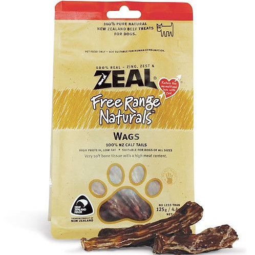 Zeal Dried Wags