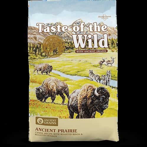 Taste of the wild - Ancient Praire Canine Recipe Bison