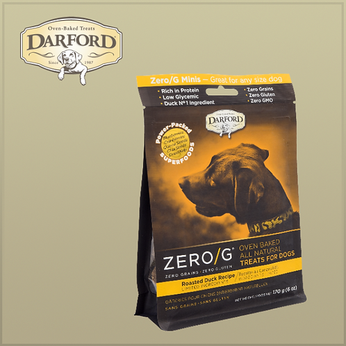 Darford Zero G Mini Duck 170g/6oz