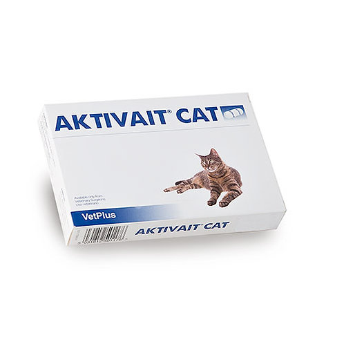 Aktivait Cat - 60 caps