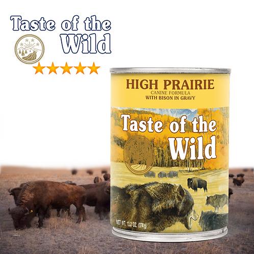 Taste of the Wild High Prairie Canine 375gr