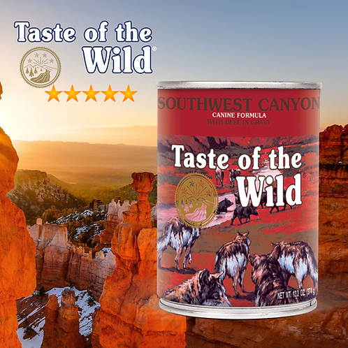 Taste of the Wild Southwest Canyon Canine 375gr