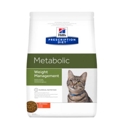 Hills PD Feline Metabolic with Chicken 1.5kg