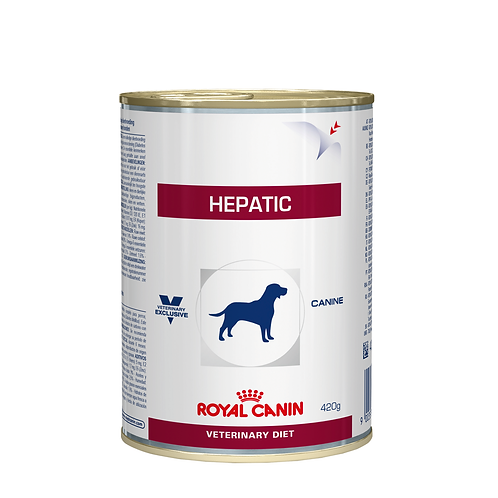Royal Canin Wet Food - Canine Hepatic (per can)