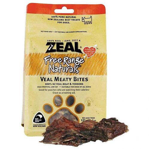 Zeal Veal Meaty Bites 125 gr