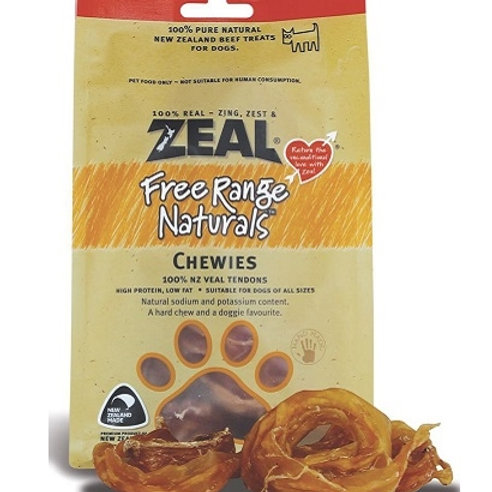 Zeal Dried Chewies 100g
