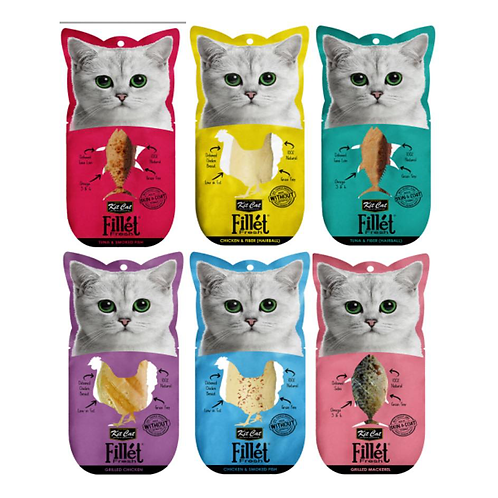 Kitcat Flavoured Treats ( 6 Flavours )