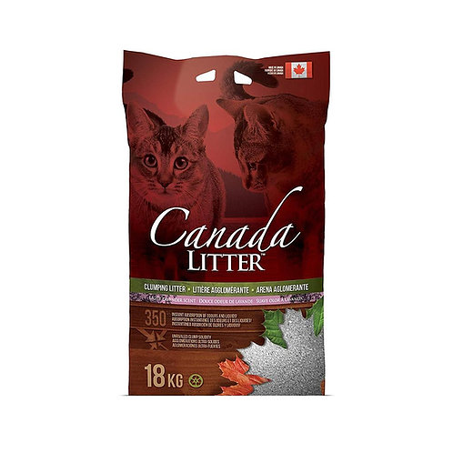 Canada Cat Litter in 6kg & 18kg Bags