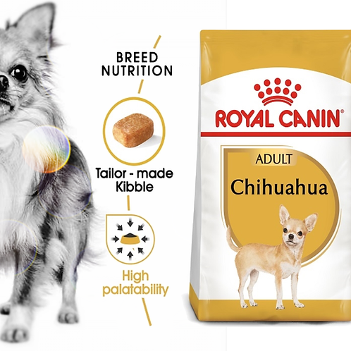 Breed Health Nutrition Chihuahua Adult 1.5kg