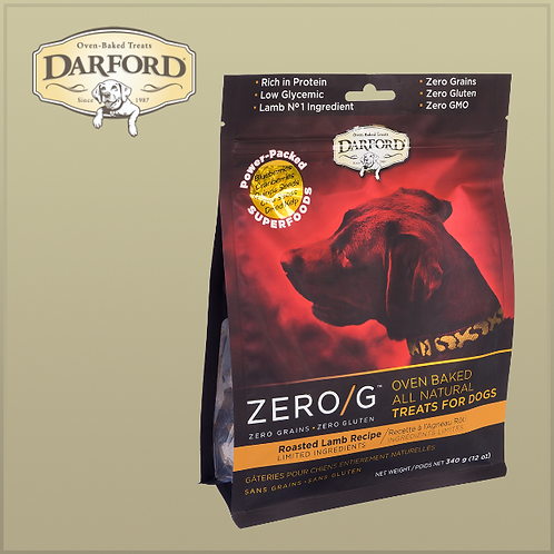 Darford Zero G Lamb 340G/12 oz